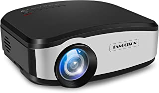 TANGCISON Video Projector,LCD Projector 1500Luminous 160