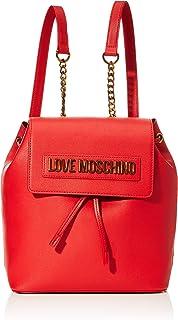 Love Moschino Damen Borsa Smooth Pu Damentasche, Normale