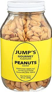 jump's gourmet peanuts