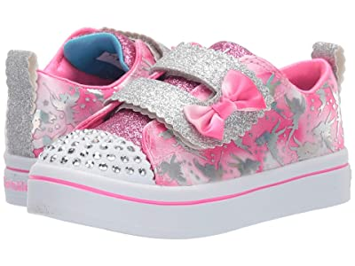 SKECHERS KIDS Twi-Lites Lil Fairy Wishes 20249N (Toddler/Little Kid) (Pink/Multi) Girl