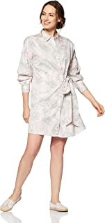 VERO MODA Women's Shirt Mini Dress