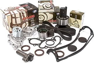 Evergreen TBK240HVC Fits 93-95 Toyota Pickup T-100 4Runner V6 3.0L Timing Belt Kit Valve Cover Gasket GMB Water Pump