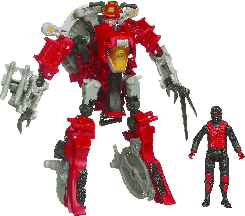Transformers Movie Human Alliance Sergeant Detour & Reverb