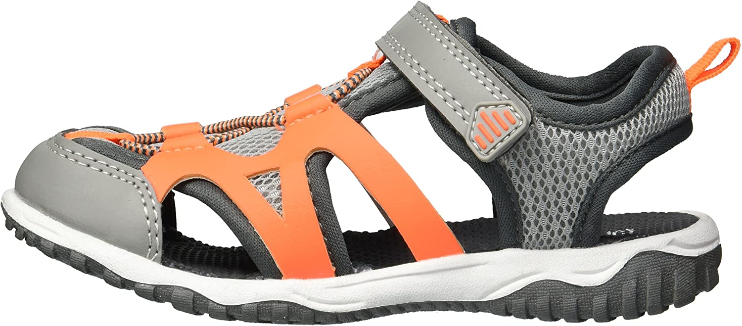 Carters Babys Zyntec Boys and Girls Athletic Sandal