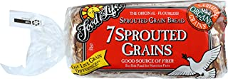 Food For Life, Organic Sprouted 7 Grain Bread, 24 oz (Frozen)