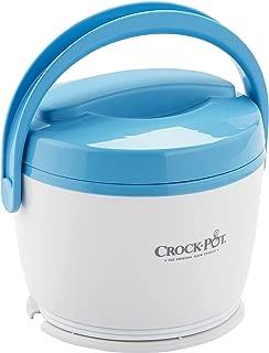 Crock-Pot Lunch Crock Food Warmer, Blue