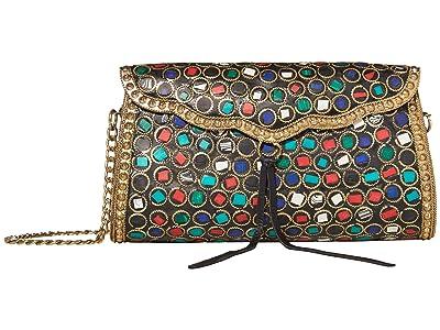 Sam Edelman Brooke Iron Mini Handbag (Multi) Handbags
