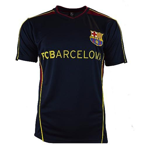 57bacaa77e2 FC Barcelona Soccer Jersey Adult Training Jersey Performance Polyester