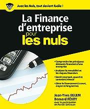 Livres La Finance d'entreprise pour les Nuls PDF