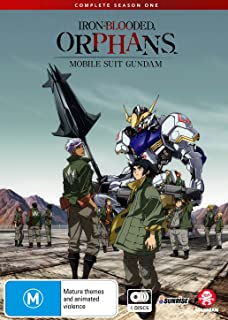 Mobile Suit Gundam: Iron-Blooded Orphans - Complete Season One (Import版) - 機動戦士ガンダム 鉄血のオルフェンズ コンプリート シーズン1 [DVD] [Import] ...