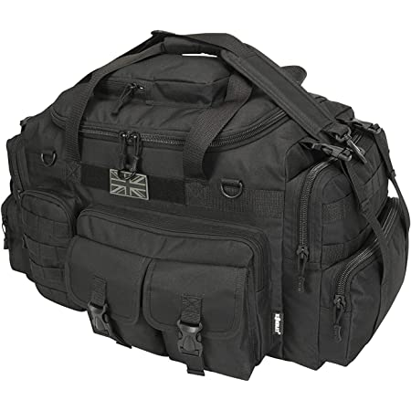 *New* Kombat UK Saxon 125 Litre Holdall BTP Military Special Forces Security Travel