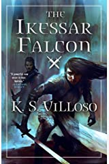 The Ikessar Falcon (Chronicles of the Wolf Queen Book 2) Kindle Edition