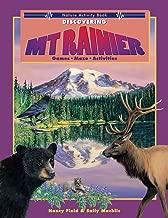 باكتشاف Mt. كتاب أنشطة rainier: الطبيعة