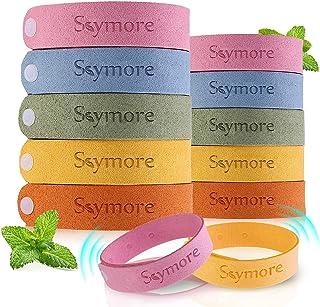 Skymore 12 Stück Outdoor & Indoor Armband,Zum Zelten/Klettern,Geeignet für Erwachsene und Kinder