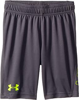 Under Armour Kids Kick Off Solid Shorts (Little Kids/Big Kids)