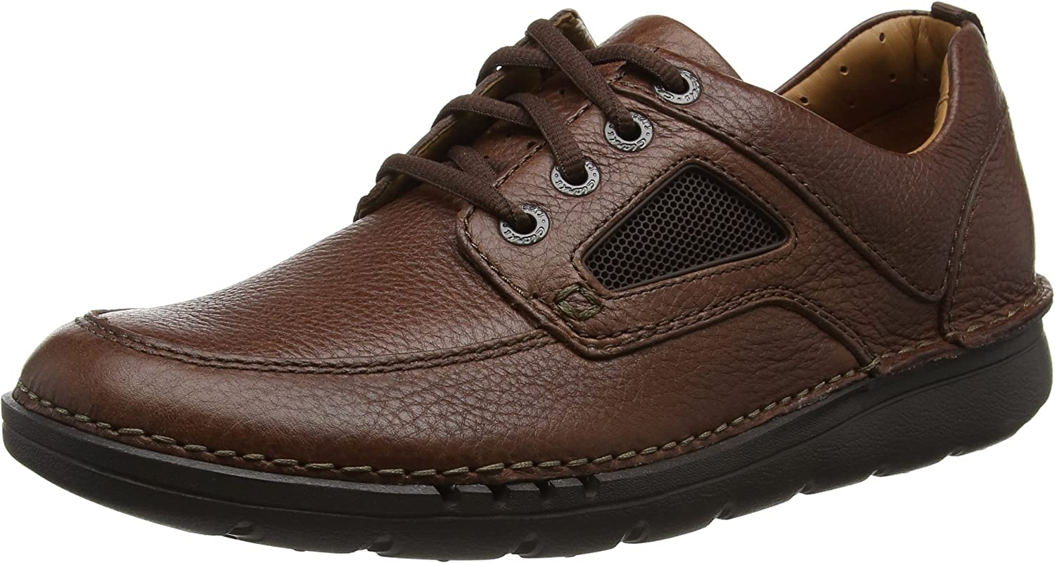 Clarks shoes 26127943 Unnature Time Brown