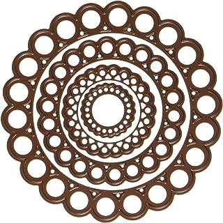 spellbinders beaded circles