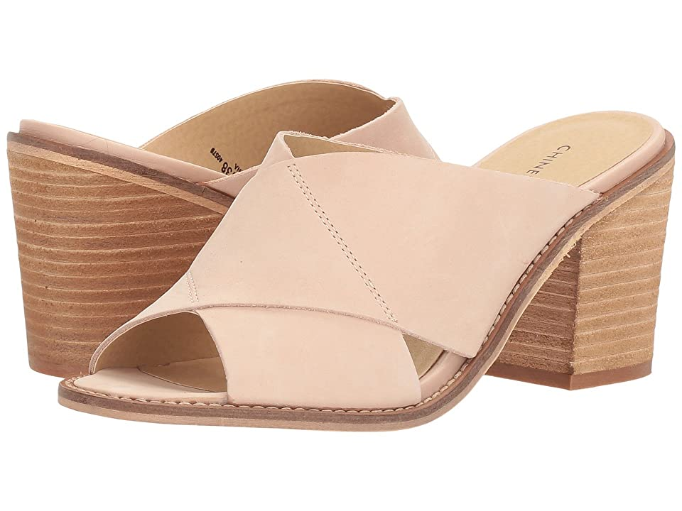 Chinese Laundry Crissa (Rose Leather) High Heels