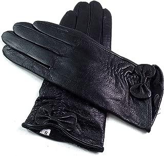 The Leather Emporium Ladies Premium Soft Genuine Leather Gloves