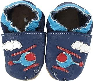 Yalion des chaussons de bébé Lauflernschuhe Doux Cuir amener du KRABBELSCHUHE livraison rapide!