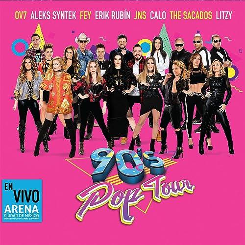 Sólo Vivo para Ti (En Vivo) by The Sacados JNS feat. OV7 on Amazon Music - Amazon.com