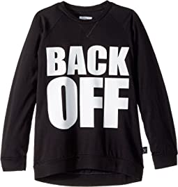 Nununu Back Off Shirt (Little Kids/Big Kids)