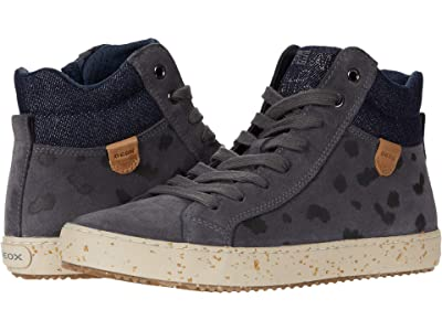 Geox Kids Kalispera 41 (Big Kid) (Dark Grey) Girl