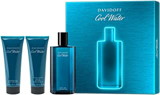 Davidoff Cool Water Eau de toilette 3 Piece Set For Men