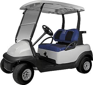 Classic Accessories Fairway Golf Cart Neoprene Paneled Bench Seat Cover