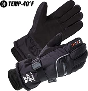 arctic ice gloves