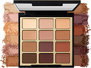 matte eyeshadow collection