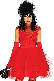 Women's Beetle Bride 80s Halloween Costume