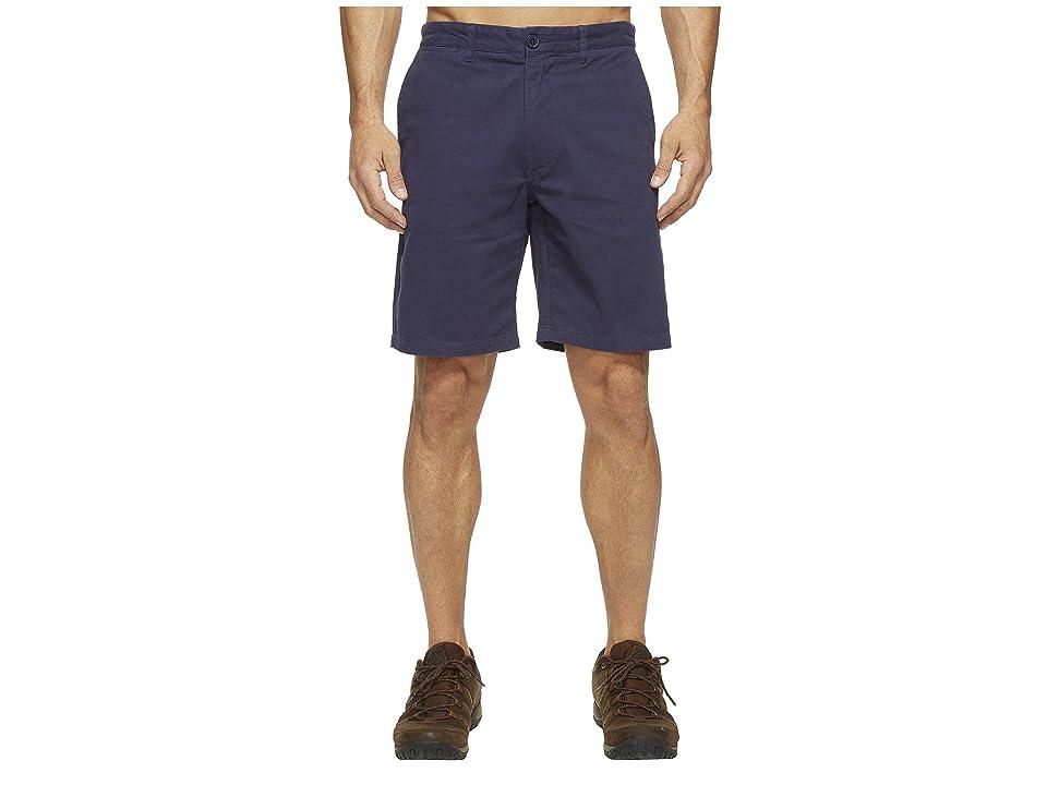 United By Blue Holston Shorts (Navy) Men