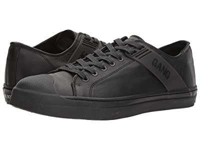Neil Barrett Gang Sneaker (Black) Men