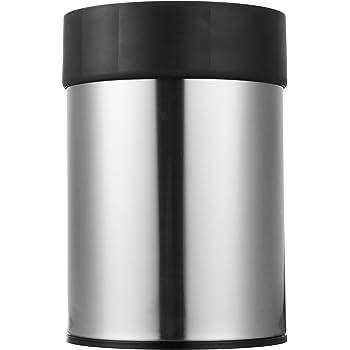 5 litros PAMEX Papelera de Acero Inoxidable