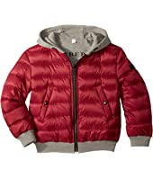 Burberry Kids - Mini Langleigh Reversible Puffer (Little Kids/Big Kids)