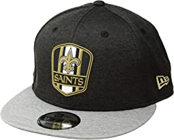 9Fifty Official Sideline Away Snapback - New Orleans Saints