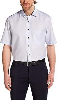 Eterna Half Sleeve Shirt Comfort FIT Structure Structured