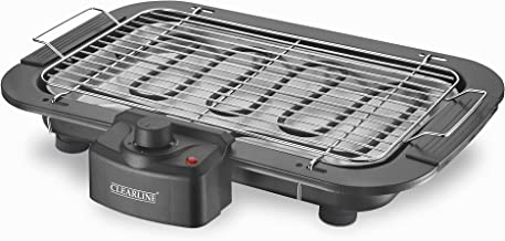 Clearline Stainless Steel Electric Grill