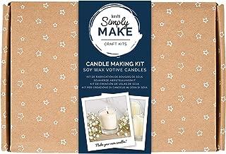 Soy Candle Making Kit (6pk) - Simply Make - Votives
