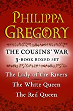 Philippa Gregory's The Cousins' War 3-Book Boxed Set: The Red Queen, The White Queen, and The Lady of the Rivers (The Plantagenet and Tudor Novels)
