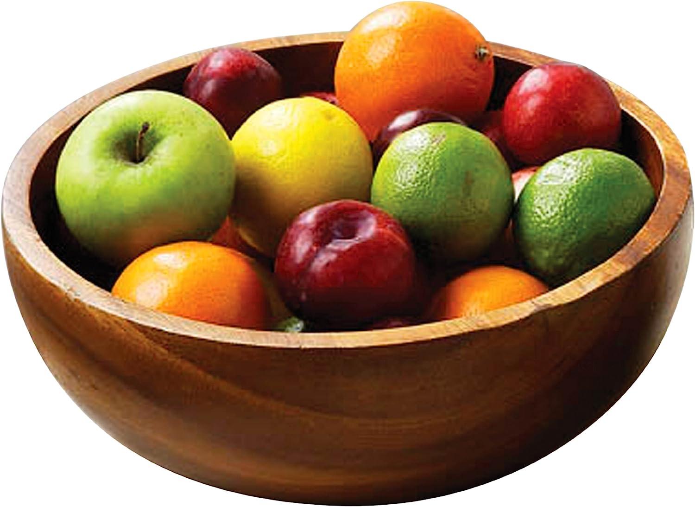Premier Detroit Mall Housewares Monkeypod Wood Fruit or In a popularity Bowl x Salad 26 10