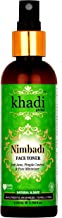 Khadi Global Nimbadi Anti Acne Pimple Control and Pore Minimizer Face Toner with 5 Type of Tulsi, Neem, Witch Hazel
