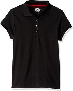 Nautica Girls' Polo Shirt