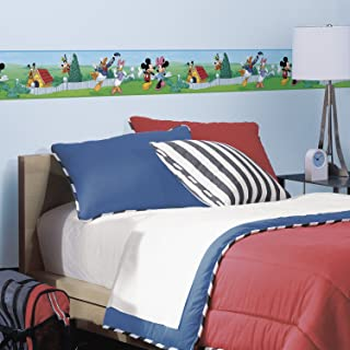 RoomMates Mickey & Friends Peel and Stick Border