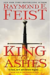 King of Ashes: Book One of The Firemane Saga Kindle Edition