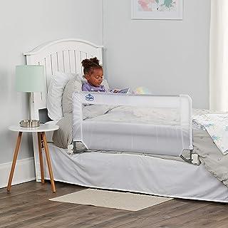 Regalo Guardian Swing Down Single Bed Rail, White, 43 x 20 Inch