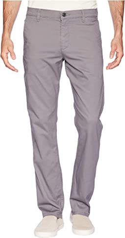 Straight Fit Signature 2.0 Khaki D2 Creaseless Pants