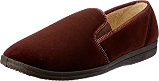 Grosby Percy Men's Shoes,Chocolate Brown,10 US/9 AU