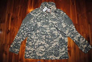 NEW ORIGINAL US ARMY ISSUE - ECWCS ACU GEN III LEVEL 5 SOFT SHELL COLD WEATHER JACKET - MEDIUM LONG